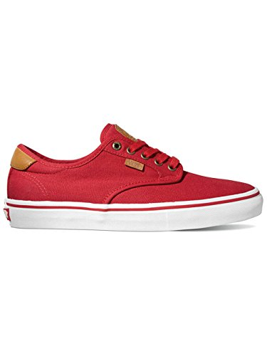 Vans Heren Chima Ferguson Pro Sneakers Redwhitetan 13