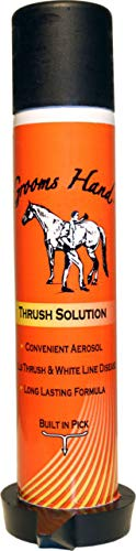 Grooms Hand Thrush Solution by Grooms Hand