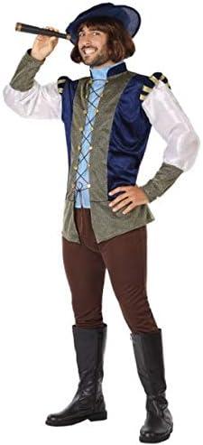 Fancy Me Disfraz de Explorador Medieval para Hombre, Tallas M a XL ...