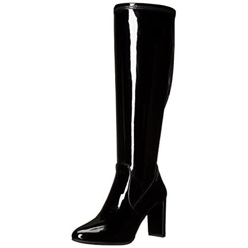 Nine West Women's Kellan-Wide Stretch Knee-High Boot