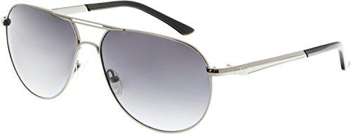 GUESS Factory Men's Enamel Aviator - Glasses Womens Guess