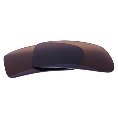 LenzFlip Replacement Lenses for Oakley GASCAN - Brown Bronze Polarized - Lenses Polarized Bronze