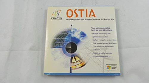 Pharos Ostia GPS Navigation Software (Accessories Pharos)