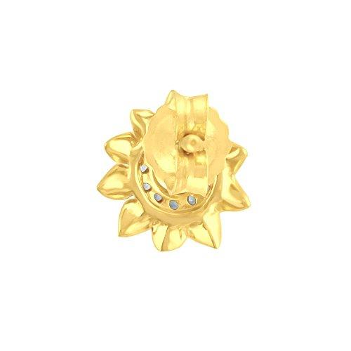 Giantti Diamant Pendentif Femme Collier (0.092CT, qualité HSI, Gh-colour)