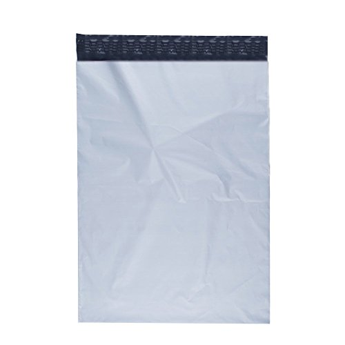 (Poly Mailers Shipping Envelopes Bags, 12 x 15.5 - inches, 100 Bags)