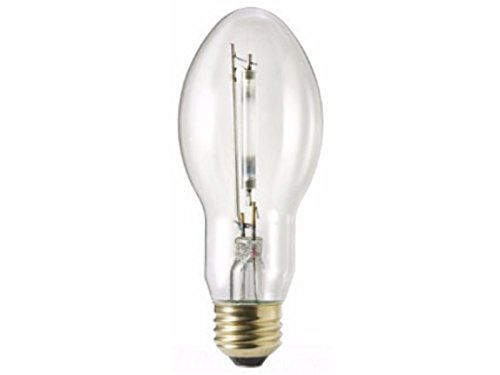- Philips Lighting 409797 BD17 High Pressure Sodium Lamp 35 Watt E26 Medium Base 2025 Lumens 21 CRI 2100K Ceramalux Non-Alto