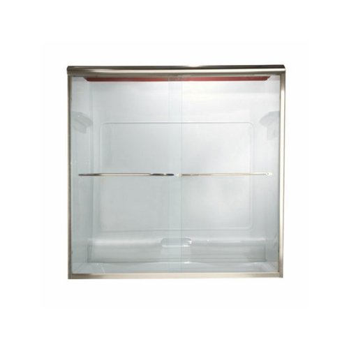 American Standard AM00330400.006 Euro Frameless By-Pass S...