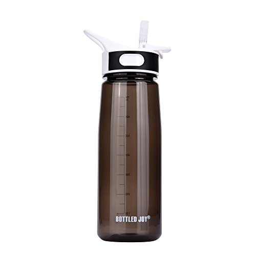 BOTTLED JOY Sports Water Bottle