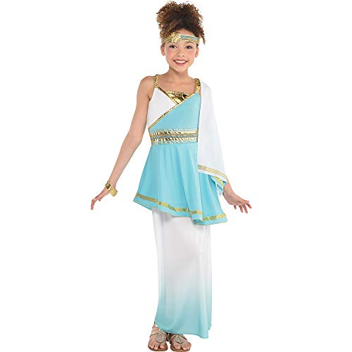 amscan Goddess Venus Costume - Children Medium (8-10)