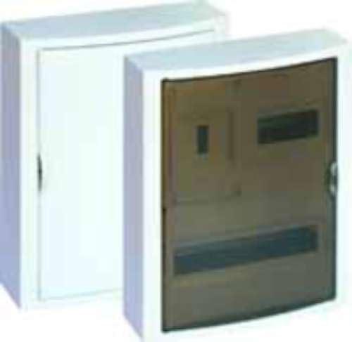 SOLERA 5421 Caja de Distribución, Blanco: Amazon.es: Bricolaje y herramientas