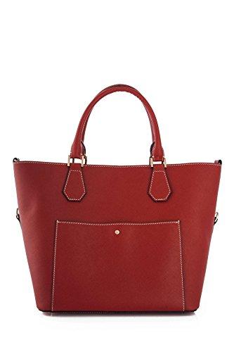 Marant  Loide, Damen Schultertasche Rot rot 38 x 16,5 x 25 cm