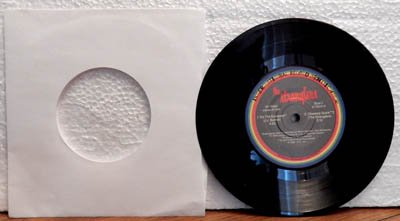 The Stranglers 1980 7' EP - Do The European / Choosey Suzie / White Room / Straighten Out - I.R.S. Records 1980 - VERY RARE PUNK EP