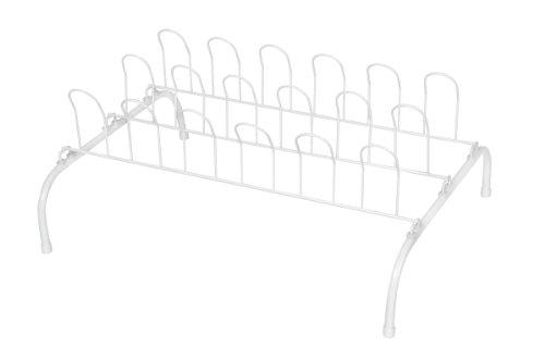 9 Pair Shoe Rack - 4
