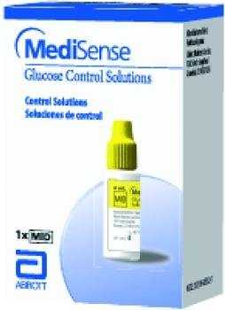 Medisense Glucose Normal Control Solution - 1 Each
