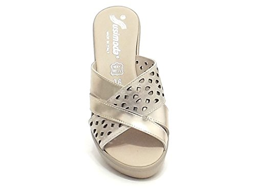 pour Chaussons Femme Or Or Susimoda qfg67wxw