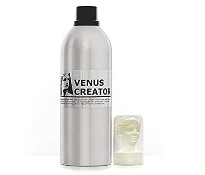 VENUS CREATOR VC803 3D Printing 405nm UV-Curing Standard Transparent Clear Resin for LCD DLP SLA 3D Printers (17Oz 500ml)