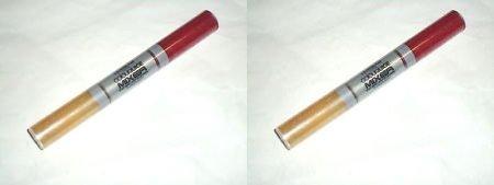 L'oreal Colour Juice Mixer Sheer Dual Lip Gloss, Major/minor (2 Pack) (Loreal Colour Juice Sheer)