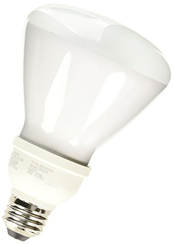 TCP 2R301631K CFL R30 - 65 Watt Equivalent (16W) Warm White (3100K) Flood Light Bulb