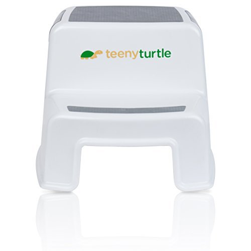 Step Stool for Kids, Baby Step Stool, Children Step Stool- 2 Step Stool with the Perfect Sturdy & Safe Design For Your Children, Kids, Toddler, Baby and Child To Get Around The Bathroom. Non-slip pad