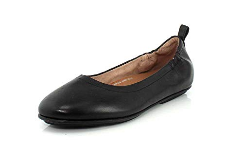 Black Toe nero Allegro Closed Fitflop 001 Ballerine Zqx0wBCf