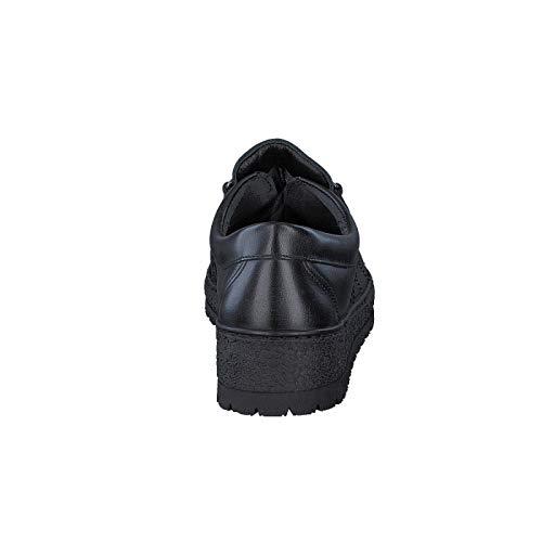 Mujer 1000 Eu Negro Mephisto Baja negro L818 36 Zapatilla wIzxqB5vf
