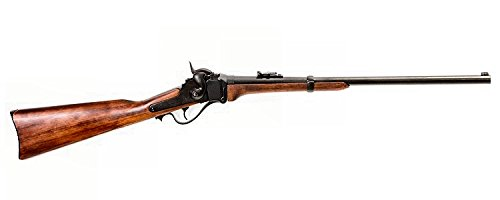 DENIX デニックス 1142/N ブラック 1142/N シャープスカービン銃 ブラック DENIX B079HZ287V, RSBOX:34b74021 --- ijpba.info