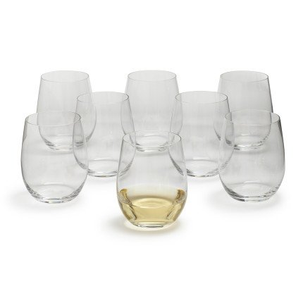 - Riedel O Wine Viognier/Chardonnay Tumbler (8-Piece Set)