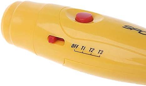 SODIAL Silbato Electr/óNico para /áRbitro Silbato Electr/óNico para Deportes Voleibol F/úTbol Baloncesto Rescate De Mano Al Aire Libre