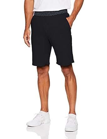 Bonds Men's Essentials Logo Short, Black, X-Small