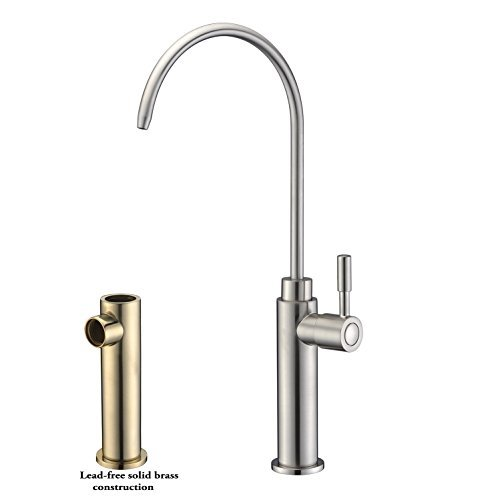 Lazada Water Faucet Lead Free Solid Brass Kitchen Bar Sink Drinking