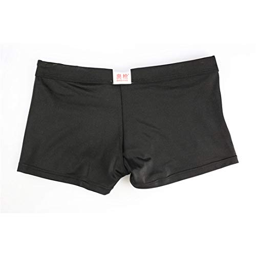 Nuoto Pantaloncini B Da Kword nero Mesh Boxer Surf Bagno Uomo Boardshorts Costume Beachwear Intimo In Slip YUxqB