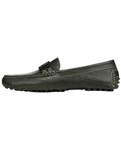Donald J Pliner Men's RIEL3 Driving Style Loafer Olive cheap sale professional cheap new arrival v9dd3PEB