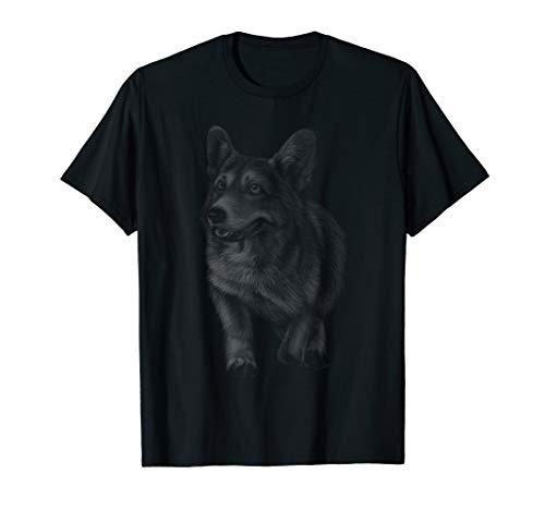Welsh Corgi Puppy T-shirt | Corgi dog gift (Welsh Corgi Puppies For Sale In Michigan)