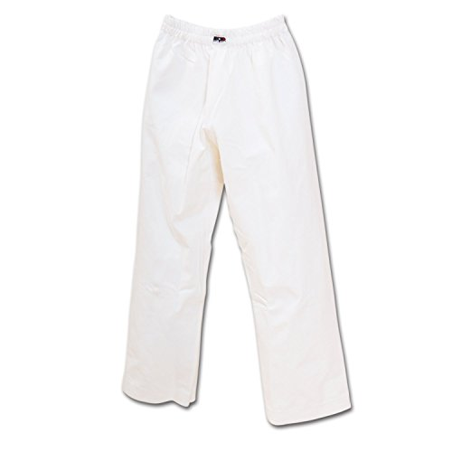 Macho 7oz Student Karate Gi Pants - White / Size 3