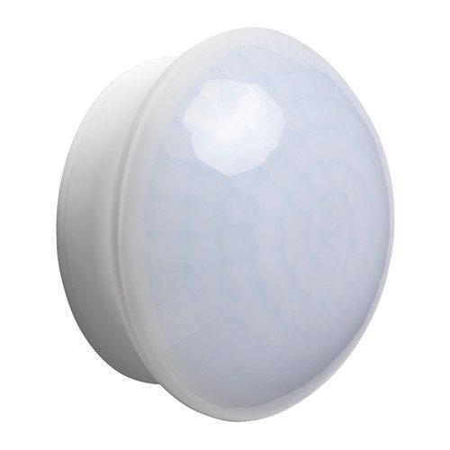 IKEA MOLGAN - Funciona con pilas iluminación, blanco / 1 pack / 1 paquete: Amazon.es: Hogar
