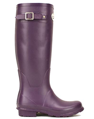 Grape Rockfish Wellington Wellies Purple Original Boots Tall Neoprene qww0pI