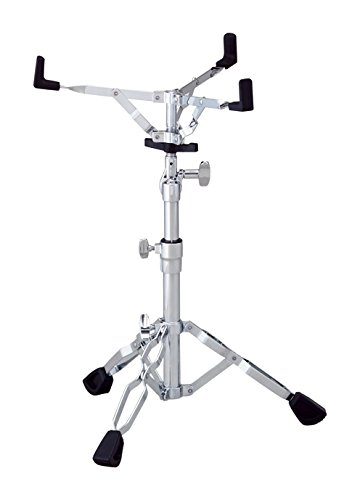 Leg Snare Drum Stand (Pearl S830 Snare Stand, New Uni-Lock, New Collars and Double Braced Tripod)
