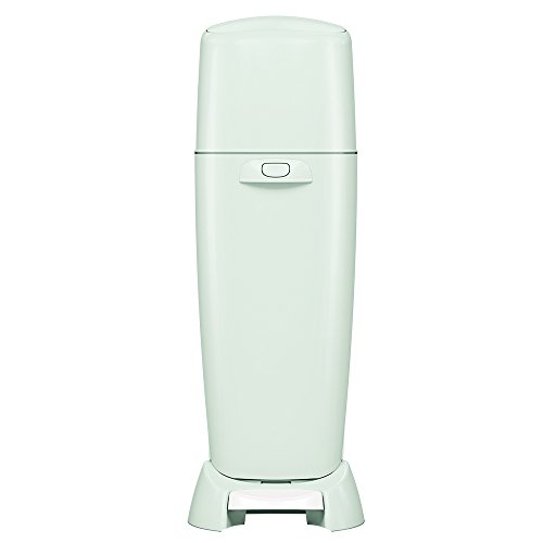 Playtex Diaper Genie Complete Diaper Pail with Odor Lock Technology, Green