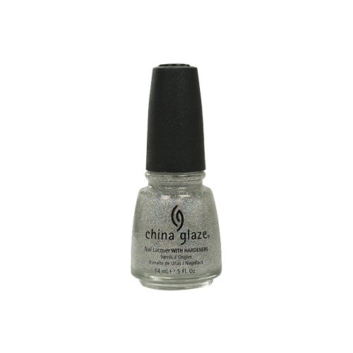 (China Glaze Nail Polish, Fairy Dust, 0.5 Fluid Ounce)
