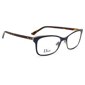 Dior Montaigne 14 Women Metal Rectangular Eyeglasses Frames 029U, 52mm