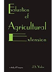 Evaluation of Agricultural Extension: A Study of Haryana