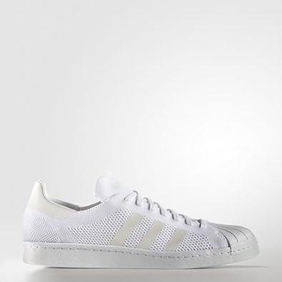 adidas Chaussure Superstar 80s Primeknit White 38