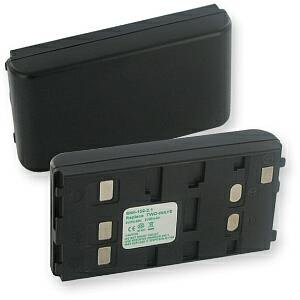 2100mA, 6V Replacement NiMH Battery for Pentax MB-02 Video Cameras - Empire Scientific #BNH-159-2.1 by EMPIRE