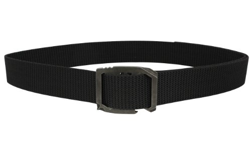 Bison Designs Kool Tool Technical USA Made Belt, Black, Medium/38-Inch (Bison Belt)