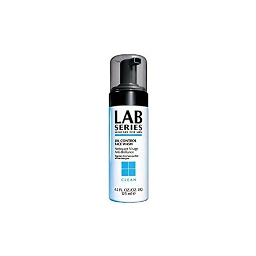 Lab Series Skincare For Men Oil Control Face Wash (125ml) (Pack of 4)