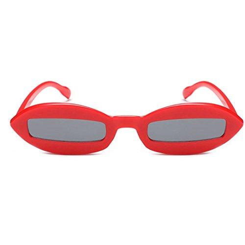 Hombre D Sol de Retro Keepwin Mujer Gafas xgwSBqAX4