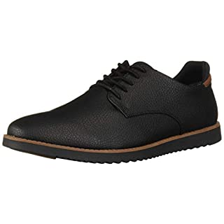 Dr. Scholl's Shoes Men's Sync Oxford, Black, 9.5