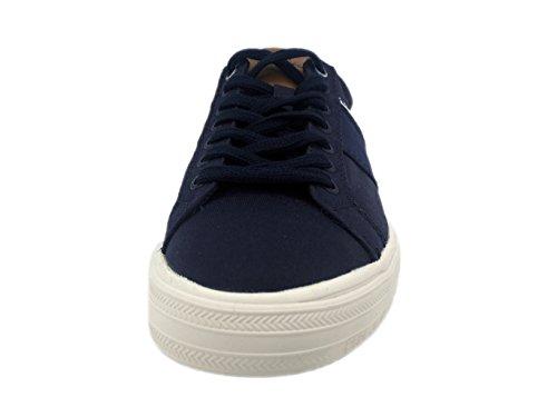 Coast Sneakers Marine 585 Basic Herren London Blau Pepe Jeans wfqgZy4