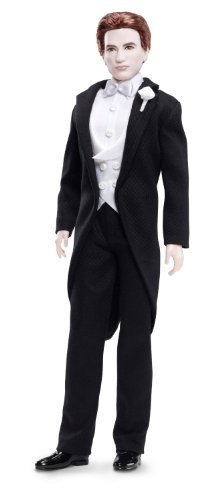 Barbie Collector the Twilight Saga: Breaking Dawn - Edward Doll Cute Gift for Everyone Fast Shipping