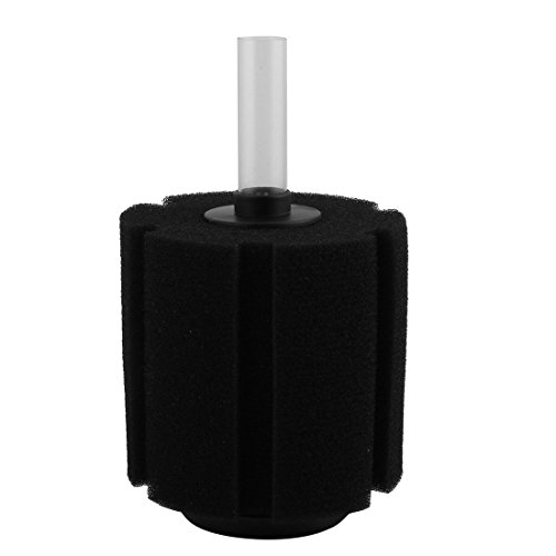 XY-380 Aquarium Fish Tank Biochemical Sponge Filter, 4-1/2-Inch